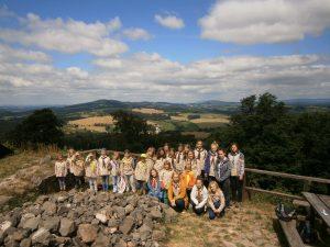 Foto z tábora